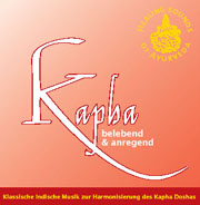 Healing Sounds of Ayurveda - Kapha CD