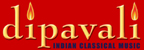 dipavali - classical indian music and dance of india - logo